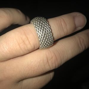 Jewelry - Tiffany mesh Ring